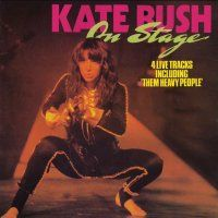 Cover Kate Bush - On Stage [EP]